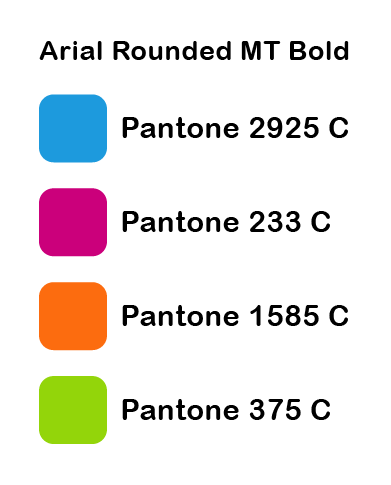 Pantone Colors for LES